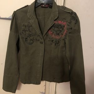 Jackets & Blazers - Womens Morbid Threads Jacket